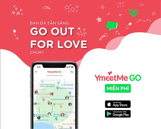 YmeetMeGO – Cơ hội để GO out for Love cho chính bạn